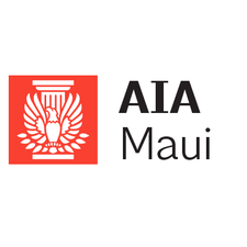 AIA Maui logo