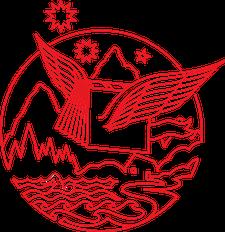 The Swimmer logo
