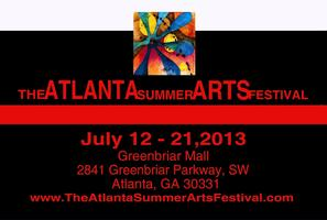 The Atlanta Summer Arts Festival