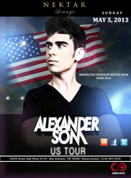Alexander Som @ Nektar Lounge San Antonio, TX