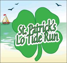The Steve Haydu St. Patrick's Day Lo Tide Run logo