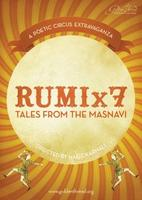 Amiguitos de La Peña presents Rumi x 7 = Tales from...