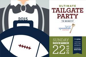 Lovin' Spoonfuls Ultimate Tailgate Party 2015