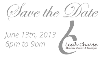 Leah Chavie - VIP Grand Opening and 3 Years of Business