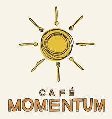 Cafe Momentum logo