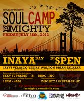 **SOUL CAMP @ MIGHTY**