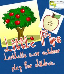 Little Pips Outdoor Play logo
