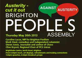 Brighton People's Assembly Against Austerity