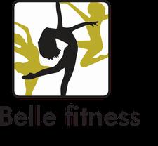 Belle fitness logo