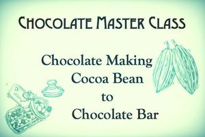 Chocolate Making - Cocoa Bean to Chocolate Bar -...