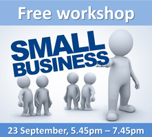 Taking Care of - Free Workshop for Small Business...