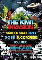 'The Kiwi Invasion' feat. STATE OF MIND / TREI / DOSE