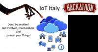 IoT Hackathon in Trento