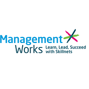 ManagementWorks - a Skillnets initiative logo