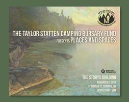 Taylor Statten Camping Bursary Fund Art Show - Places...