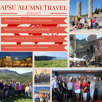 APSU Alumni Travel 2016 Information Sessions