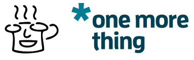 One More Thing Conference {CocoaHeads Tricity Special...