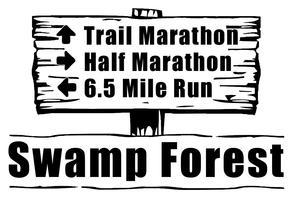 2016 Swamp Forest Trail Marathon, Half Marathon, and...