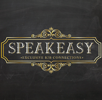 Speakeasy in October - Special Event Sponsored by...