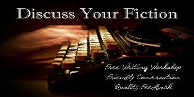 Discuss Your Fiction - FREE