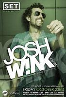 SET with JOSH WINK at Harlot