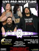 NRW Charged & Ignition LIVE Pro Wrestling iTV Taping,...