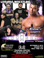 NRW Charged & Ignition LIVE Pro Wrestling iTV Taping...