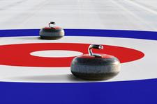 Fairbanks Curling Club logo
