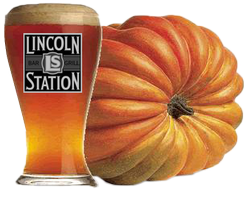 6th Annual Pumpkin Carving & Pumpkin Beers at Lincoln...