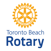 The Toronto Beach Rotary Club logo