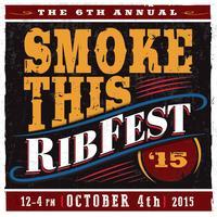 Smoke This Rib Fest 2015