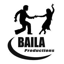 Baila Productions inc. logo