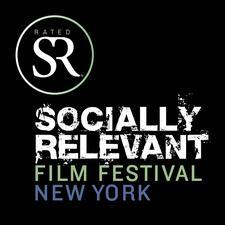 SR Socially Relevant (TM) Film Festival New York logo