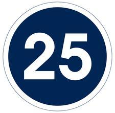 25 Entertainment logo