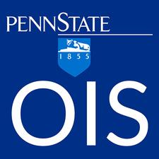 Penn State Office of Information Security logo