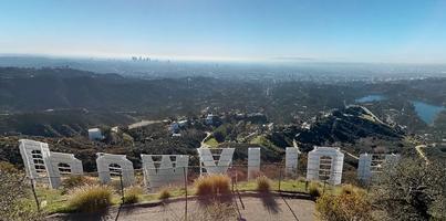Hollywood Sign Summit