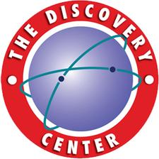 The Discovery Center for Science and Technology logo