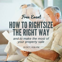 How to Rightsize Your Home, the Right Way