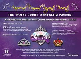 The Royal Court Pageant for Boys and Girls