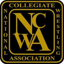 National Collegiate Wrestling Association logo