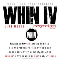 THE WHIN COMMITTEE PERSENTS WHIN IV