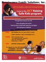 Raising Safe Kids Class
