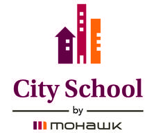 City School by Mohawk  logo