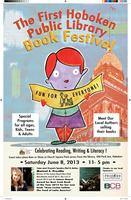 The Hoboken Public Library's First Book Festival