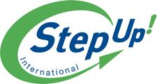 Step Up! International logo