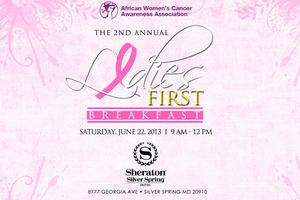 Ladies First Breakfast 2013
