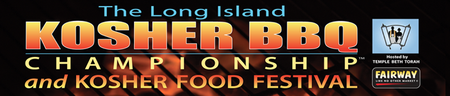 2nd Annual Long Island Kosher BBQ Championship & Food Festival