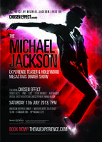 THE MICHAEL JACKSON EXPERIENCE TEASER & HOLLYWOOD MEGASTARS...