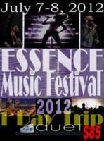Essence Music Festival 2012 Turnaround