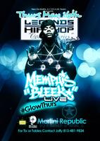 Memphis Bleek Live May 16th @ Martini Republic...